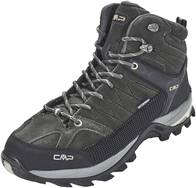 CMP Campagnolo M's Rigel Mid WP Trekking Shoes Arabica-Sand